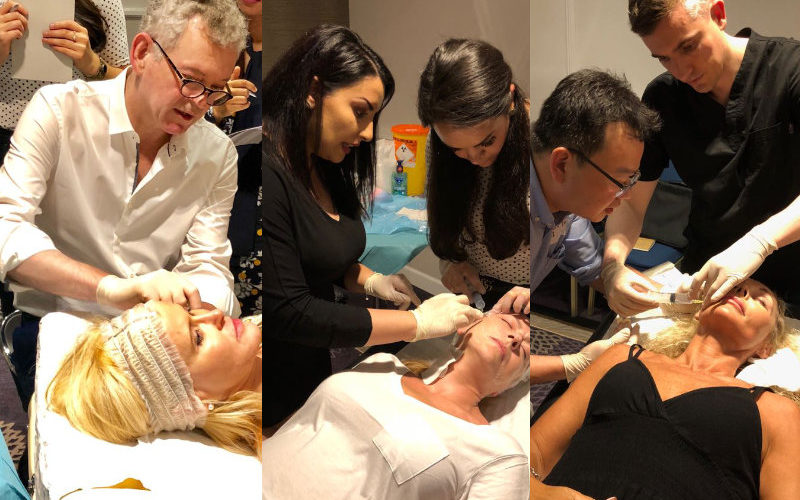 Derma Medical Launches PDO Thread Lift Training Course
