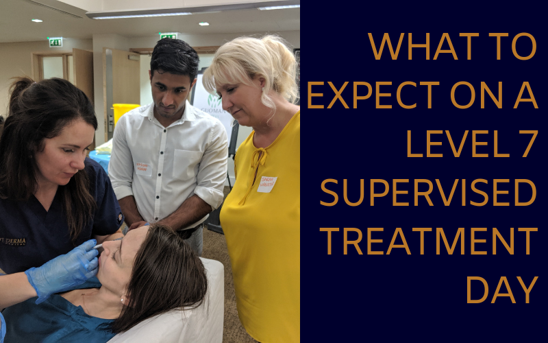 What to Expect on a Level 7 Supervised Treatment Day